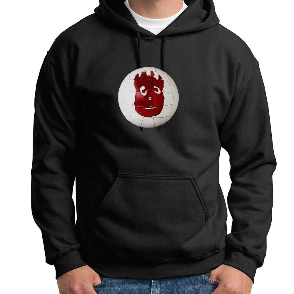 Wilson Volleyball Tom Hanks T-shirt movie Tee Castaway Hoodie Sweatshirt