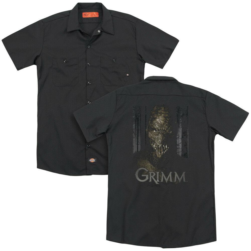 Grimm Logo Adult Work Shirt