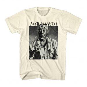 Karate Kid Miyagi Adult T-Shirt Tee