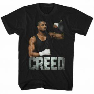 Rocky Creed Black T-Shirt
