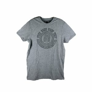 Element Skateboard T-Shirt Symbol Short Sleeve Grey/Heather