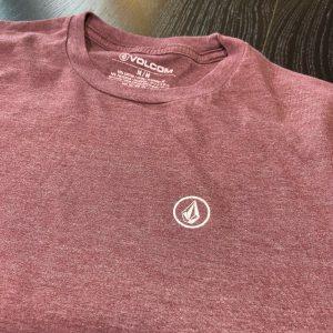 Volcom Stone Clothing Brand Mens MEDIUM T-Shirt Tee California Skateboard Surf