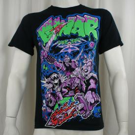 Authentic GWAR Band Alien Decapitation Dave Brockie T-Shirt S M L XL XXL NEW