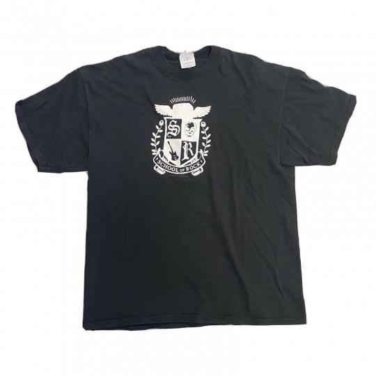 2003 School of Rock movie t shirt t-shirt XL Jack Black music band C2