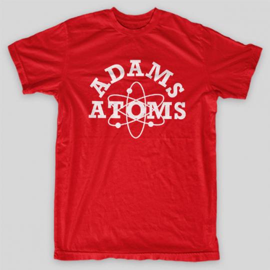 ADAMS ADDAMS Revenge of the Nerds College LAMBDA T-Shirt SIZES S-5X