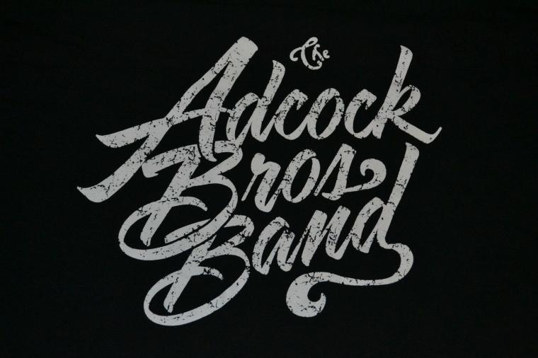 Adcock Bros Band Automotive Sales & Transport T Shirt Medium Manheim PA Nice