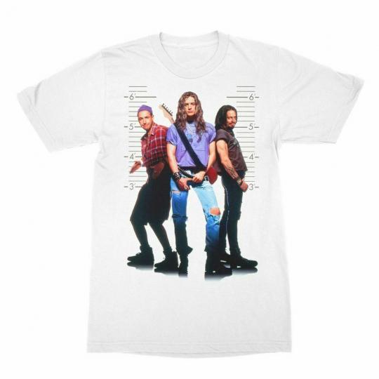 Airheads Airhead Lineup White Adult T-Shirt