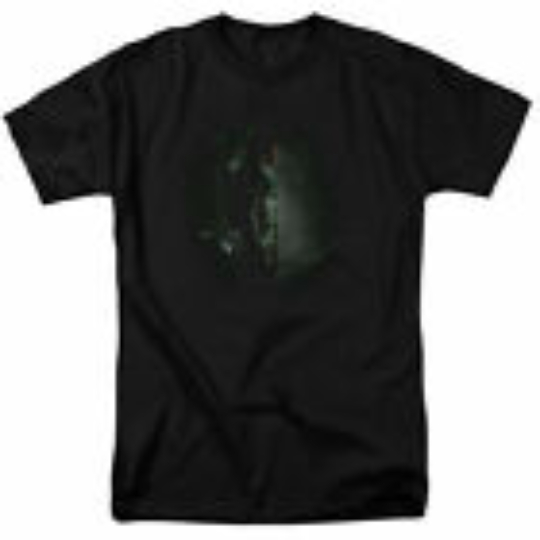 Arrow TV Show ARCHER IN THE SHADOWS Licensed Adult T-Shirt All Sizes