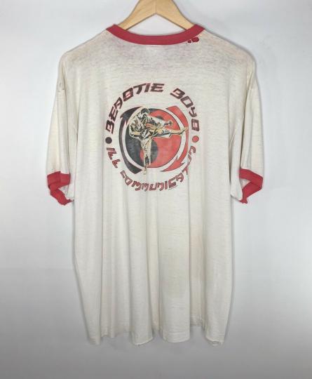 Beastie Boys Ill Communication 1994 Original Vintage T-Shirt Size XL