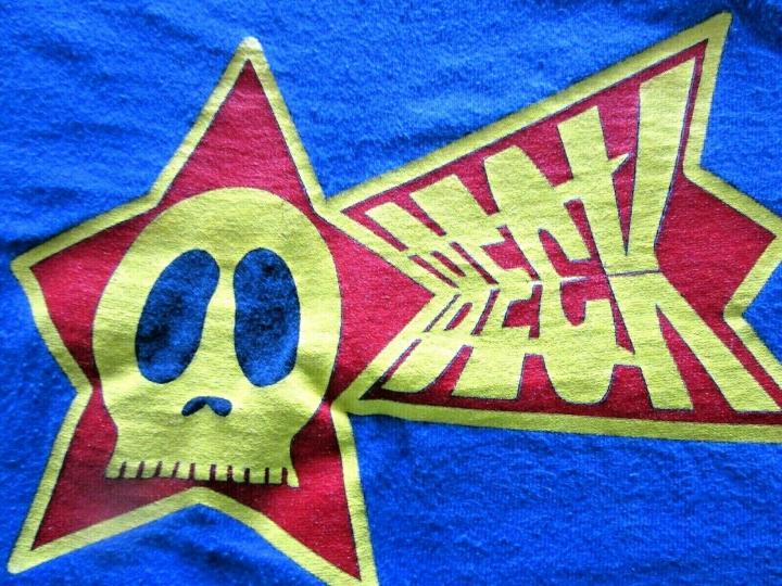 Beck 90s Shirt Band VTG Tshirt Indie Rock SZ (L) Tee Concert/Tour/Alternative