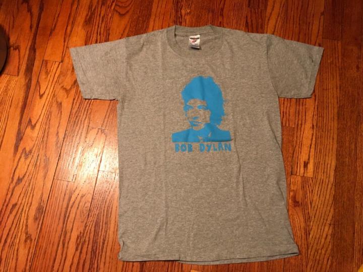 Bob Dylan  Vintage tee  Shirt size s