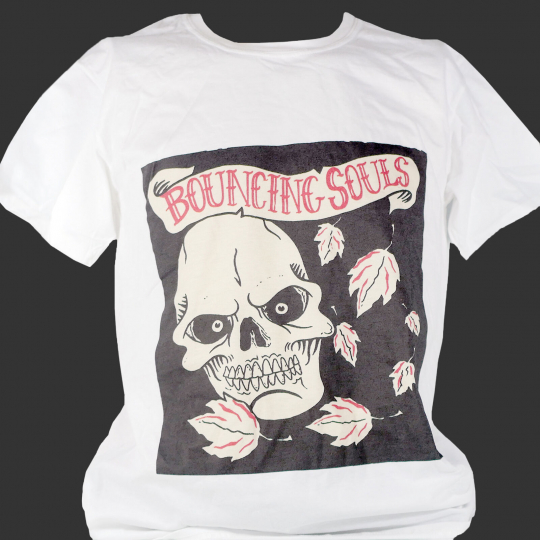 Bouncing Souls Punk Rock Hardcore T-shirt lagwagon rancid S M L XL 2XL 3XL