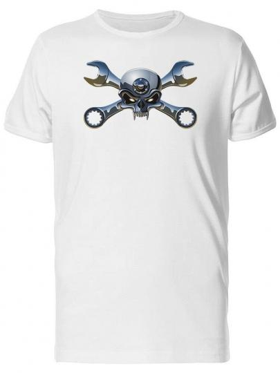 Cartoon Metal Equipment Men's Tee -Image by Shutterstock