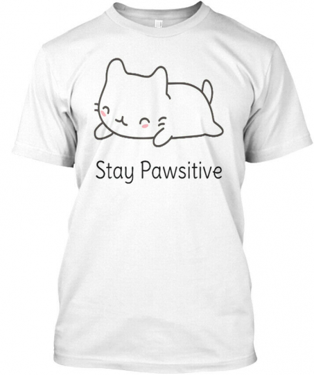 Cat Cute Funny Pun Premium Tee T-Shirt