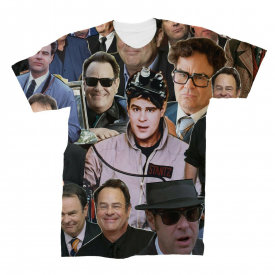 Dan Aykroyd Photo Collage T-shirt