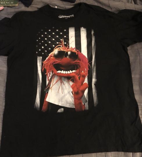 Disney Muppets Tshirt Mens Sz 2XL NEW