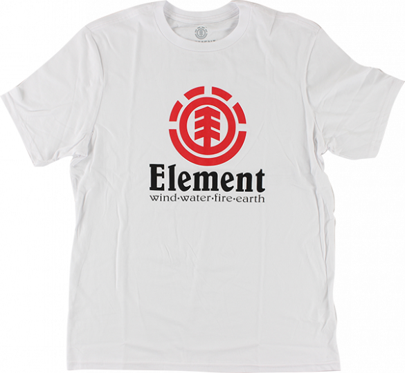 ELEMENT VERTICAL SS M-OPTIC WHITE