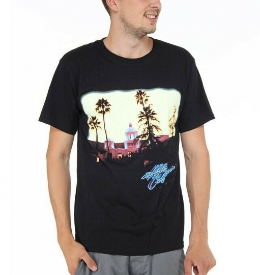 Eagles Hotel California Classic T-Shirt