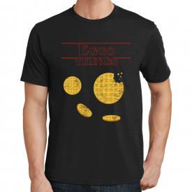 Eggo Things Stranger T-Shirt 2619