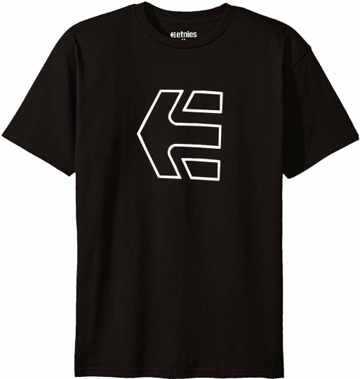 Etnies Icon Outline T-Shirt Mens