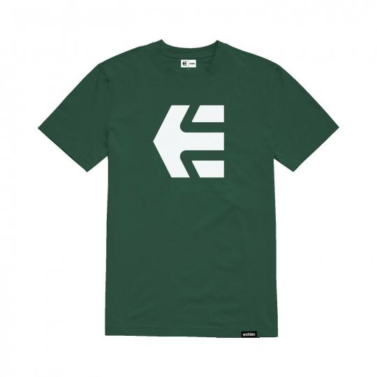 Etnies Skateboard Shirt Icon Dark Green