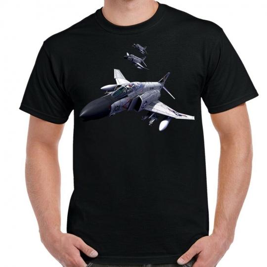 F-4 Phantoms Trio Men's T-Shirt