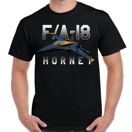 F/A-18 Hornet Blue Angels Men's T-Shirt