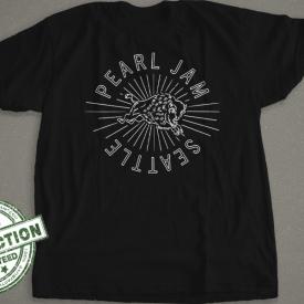 Seattle Pearl Jam T-shirt