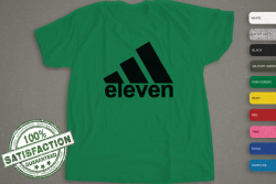 Adidas Eleven Inspired T-Shirt