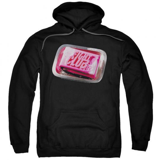 Fight Club Movie Poster SOAP Licensed Adult Sweatshirt Hoodie