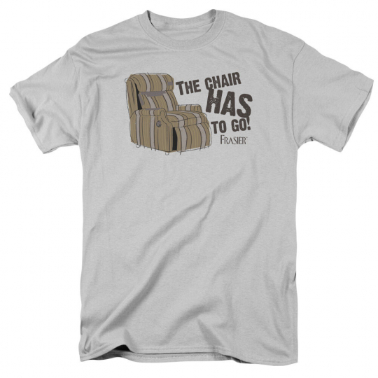 Frasier TV Show THE CHAIR Has to Go Licensed T-Shirt All Sizes