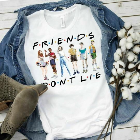 Friends Don't Lie Stranger Things Season 3 Hilarious Hawkins Upside Down Netflix
