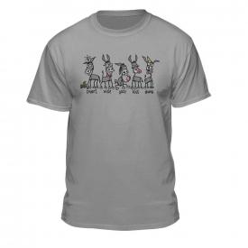 Funny Donkey Pun T-Shirt