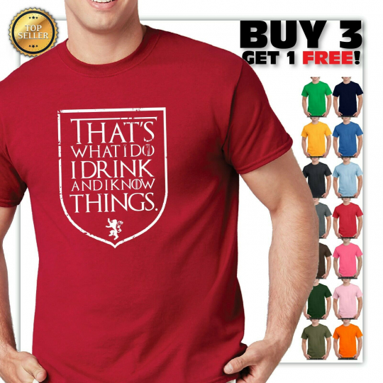 Funny drinking party t shirt humor Bachelor Games of throne T-shirt gift