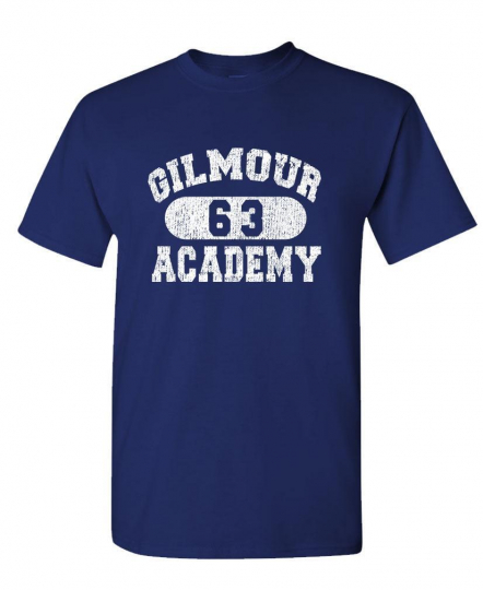 GILMOUR ACADEMY 63 - rock music 70's disco - Mens Cotton T-Shirt