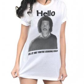 Lionel Richie – Hello T Shirt