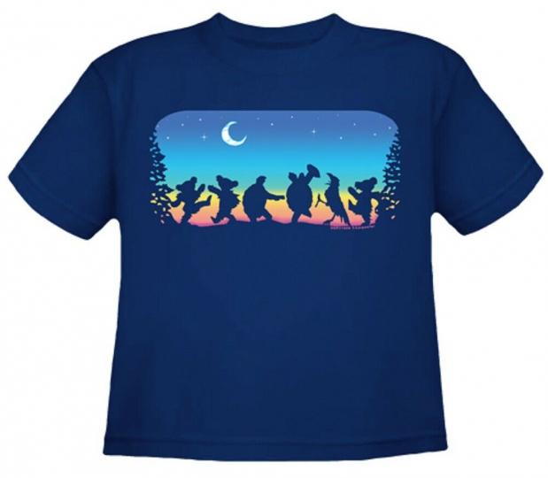 Grateful Dead Moondance Youth T Shirt