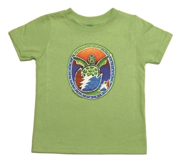Grateful Dead Sea Turtle Youth and Toddler T Shirt