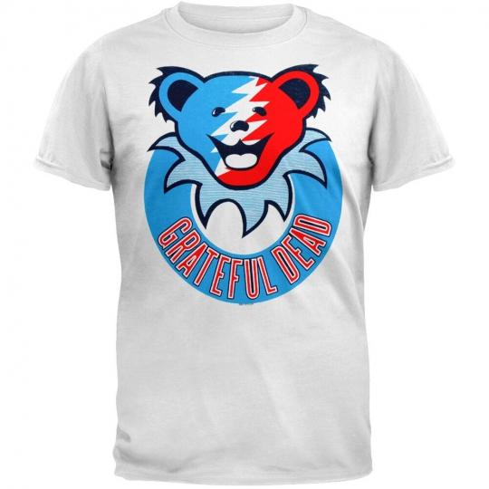 Grateful Dead - Smiley Bear T-Shirt