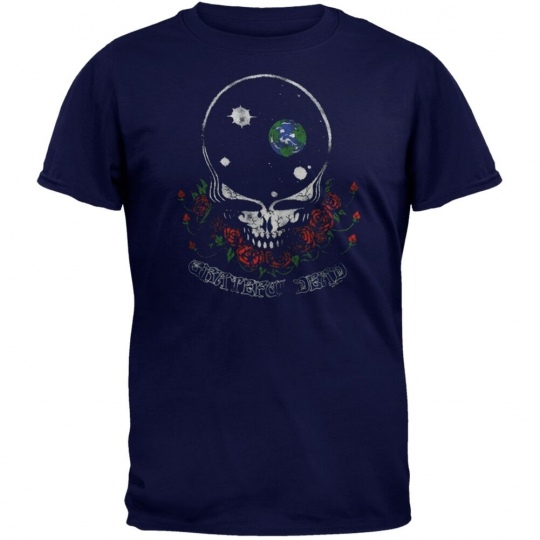 Grateful Dead - Space Your Face T-Shirt