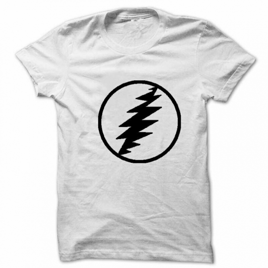 Grateful Dead Symbol shirt GRATEFUL DEAD Steal Your Face owsley stanley t-shirts