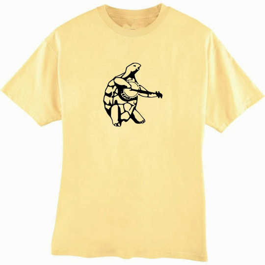 Grateful Dead Terrapin Station Turtle T-Shirt.  Must have for any fan!