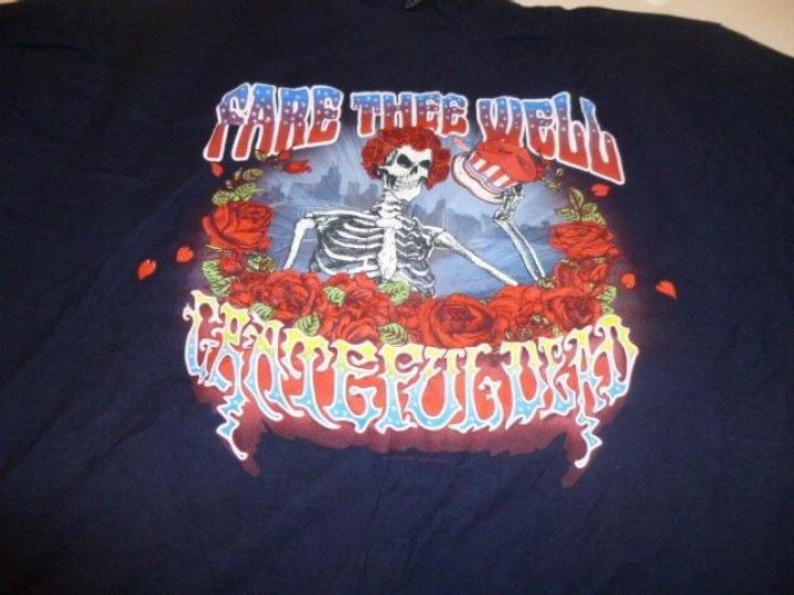 Grateful Dead TourFare The Well . Phish,Dead,