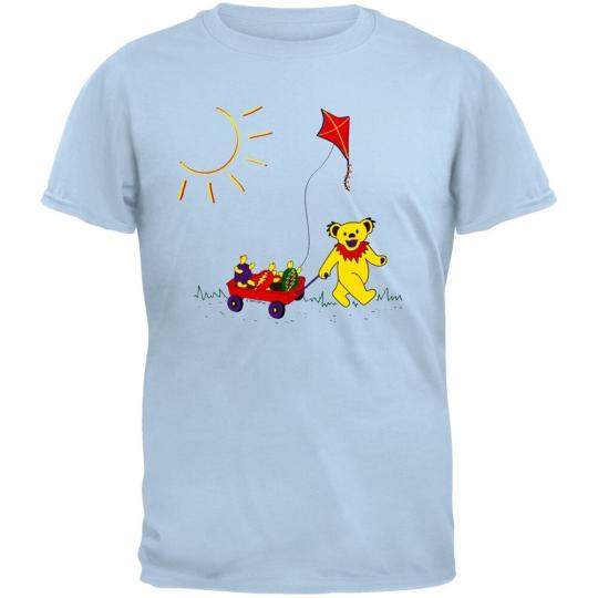 Grateful Dead - Wagon Youth T-Shirt