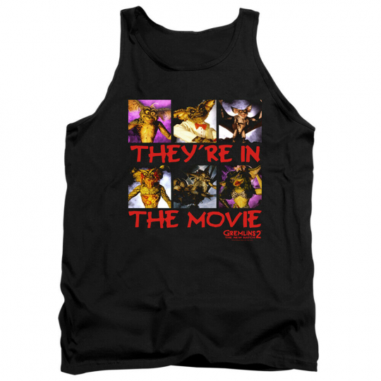 Gremlins 2 In The Movie Adult Tank Top