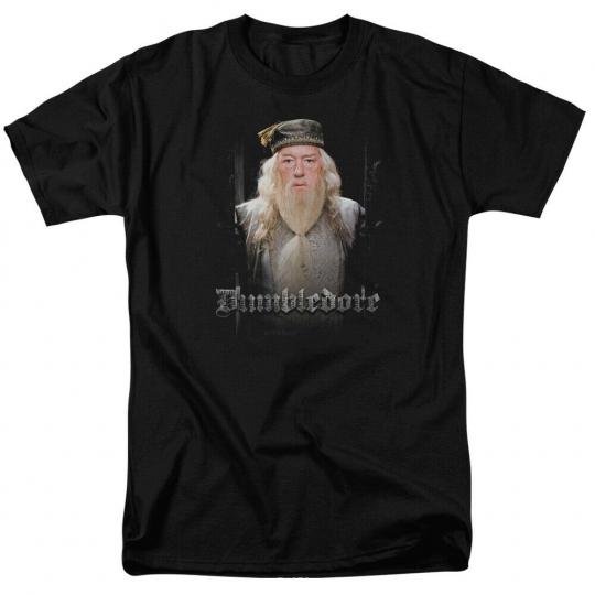 Harry Potter Dumble Doors Short Sleeve T-Shirt Licensed Graphic SM-7X