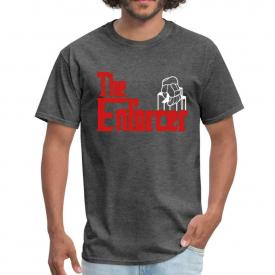 Hockey The Enforcer Men's T-Shirt