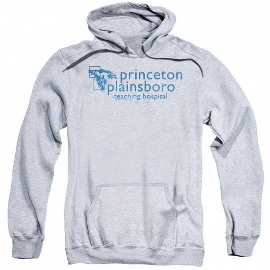 House TV Show PRINCETON PLAINSBORO Teaching Hospital Sweatshirt Hoodie