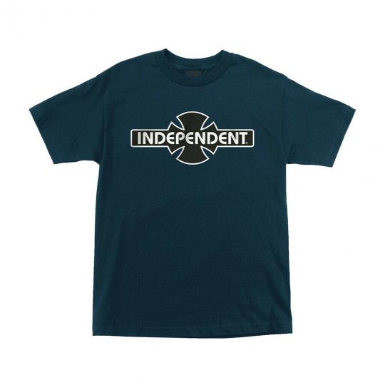 Independent Skateboard Shirt OGBC Harbor Blue