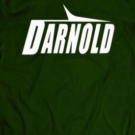 JETS SAM DARNOLD OLD SKOOL JETS LOGO MASH UP  FOOTBALL T-Shirt